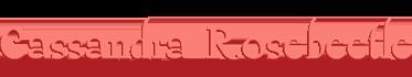 Cassandra Rosebeetle