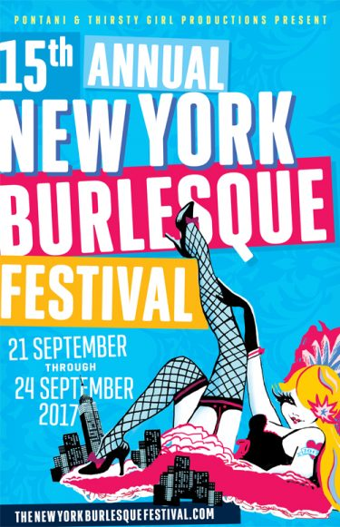 The 15th Annual New York Burlesque Festival @ The Bell House   New York   United States